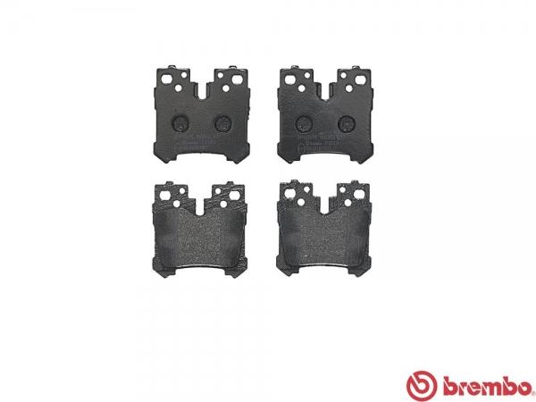 【ブレンボ】ブレーキパッド LEXUS LS600h/hL [ UVF45 ][ 07/04~ ][ REAR ] 【 セラミック 】