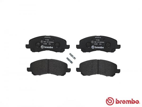 【ブレンボ】ブレーキパッド MITSUBISHI ランサーセディア ワゴン / ランサー ワゴン [ CS5W ][ 01/12~03/01 ][ FRONT ] 【 ブラック   Touring Sports Edition 】