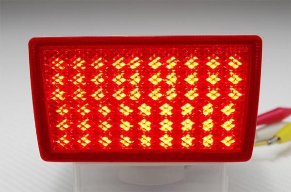 【シャイニングスピード】【 GP/GV/VA 】インプレッサ 純正LEDバックフォグ (57LED仕様)