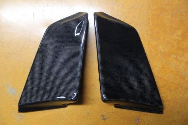 S660 | サイドダクト/サイドパネル【ガレージベリー】S660 JW5 サイドベンチレーター (エアクリーナー側)カーボン製