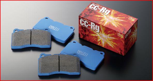 N BOX | ブレーキパット / フロント【エンドレス】N BOX JF1/2 (NA) ブレーキパッド フロント用 【CCRg 】