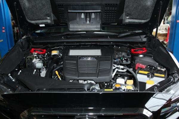 WRX VA STI S4 | 補強パーツ / サス系 その他【オートプロデュース A3】WRX STI/S4 VAB/VAG AGRESS フロントショックアッパーサポート ノーマル