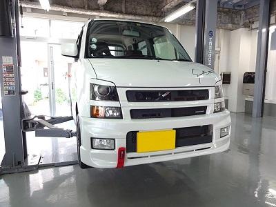 【リジカラ [リジットカラー]】リジカラ パレットSW MK21 2WD/4WD フロント