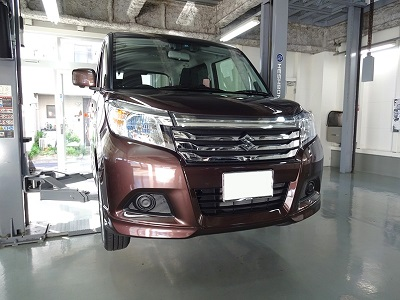 【リジカラ [リジットカラー]】リジカラ ソリオ,HV/バンディット,HV MA36,MA46 2WD フロント