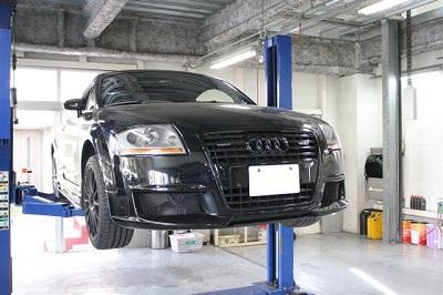 【リジカラ [リジットカラー]】リジカラ TT [A4]8NA 2WD フロント