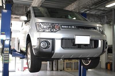 【リジカラ [リジットカラー]】リジカラ デリカ D:5     CV4W,CV5W 2WD/4WD リア