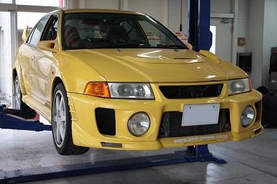 【リジカラ [リジットカラー]】リジカラ ランサーエボVI CP9A 4WD フロント