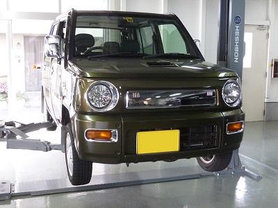 【リジカラ [リジットカラー]】リジカラ ミラ ジーノ L700S 2WD フロント