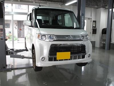 【リジカラ [リジットカラー]】リジカラ LA110S,LA160S 4WD フロント