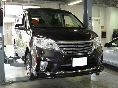 【リジカラ [リジットカラー]】リジカラ NT32,HNT32 4WD フロント