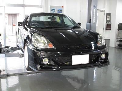 【リジカラ [リジットカラー]】リジカラ MR-S ZZW30[1999/10~2004/1] 2WD リア