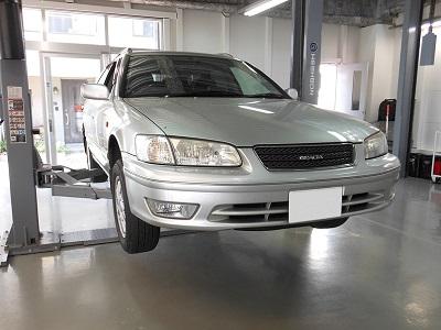 【リジカラ [リジットカラー]】リジカラ カムリグラシア MCV21 2WD リア