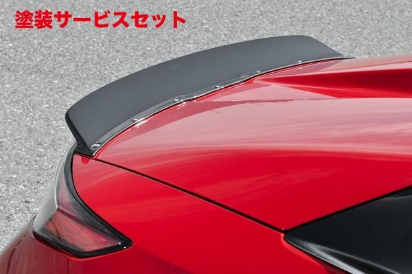 ★色番号塗装発送S660 | リアウイング / リアスポイラー【ケーエルシー】S660 JW5 リアウイング 標準用