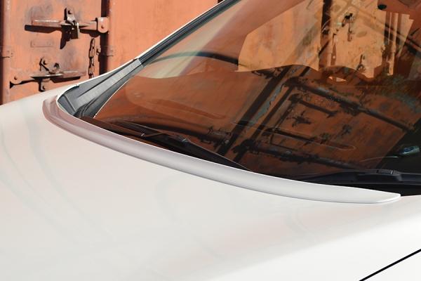 E52 エルグランド | ボンネットスポイラー【アヴァンツァーレ】エルグランド E52 ハイウェイスター後期 ボンネットスポイラー