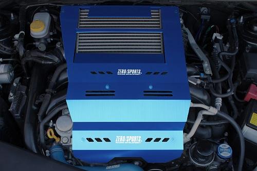 レヴォーグ | エンジンヘッドカバー【ゼロスポーツ】レヴォーグ VM クールアクション2 ブルー