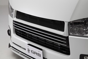 200 ハイエース | フロントグリル【GR8スタイル】ハイエース 200系 4型 フロントグリル