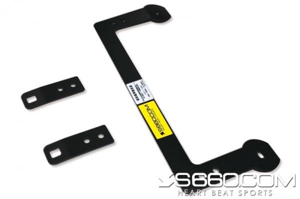 S660 | シートレール - セミバケ用【S660コム】S660 SPIDER ローポジションシートレールステー 助手席側