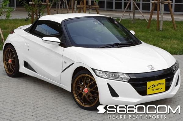 S660   幌 / サントップ【S660コム】S660 カラードロールトップ プレミアムスターホワイト