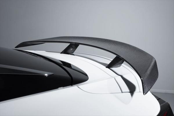 LEXUS LC | GT-WING【エイムゲイン】LEXUS LC500h/LC500 URZ100/GWZ100 AIMGAIN SPORT GTウィング CFRP