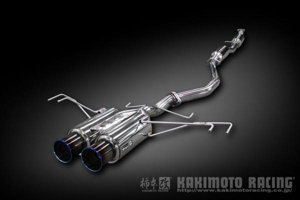 【★送料無料】 FK8 シビック TypeR | エキゾーストキット / 排気セット【カキモト 柿本改】シビックタイプR FK8 Regu 06&R