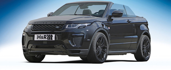 LAND ROVER Range Rover Evoque | スプリング【エイチアンドアール】Range Rover イヴォーグンバーチブル 4WD Sport Springs