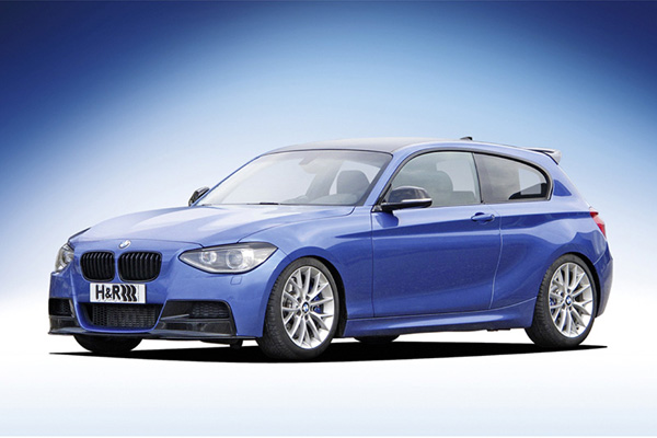 BMW 1 Series F20   スプリング【エイチアンドアール】BMW 1シリーズ F20 M135i Sport Springs