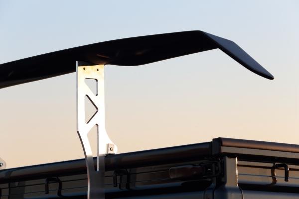 S500/510P ハイゼットトラック | GT-WING【ガレージベリー】ハイゼットトラック 500/510P GTウイングハイタイプ カーボン製