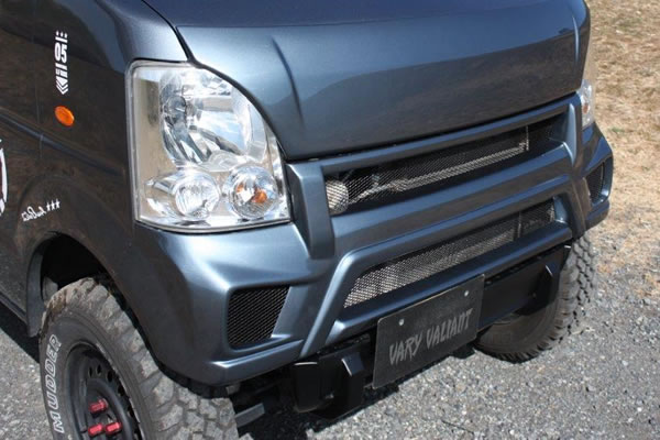 DA64W エブリイワゴン | フロントバンパー【ガレージベリー】エブリイ DA64W/V ハイリフト車 フロントバンパー