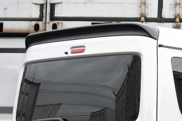 エブリイワゴン DA17W | ルーフスポイラー / ハッチスポイラー【ガレージベリー】エブリイ DA17V ハイルーフ用リアルーフスポイラー