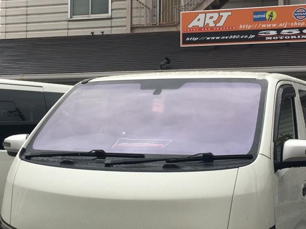 E26 NV350 キャラバン CARAVAN | アクリルウインドウ / ガラス【エアーズロックジャパン】NV350キャラバン E26 断熱ガラス COATTECT
