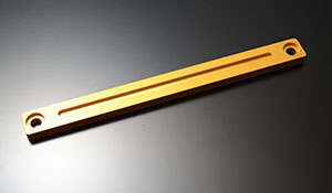 LEXUS IS 20   補強パーツ / 室外 その他【シンクデザイン】LEXUS IS CENTER FLOOR BRACE 2