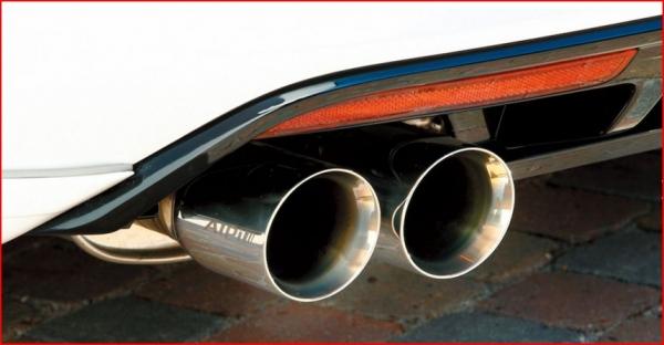 VW GOLF VII Variant | エキゾーストキット / 排気セット【アルピール】VW GOLF VII Variant Sport Muffler(TSI専用)