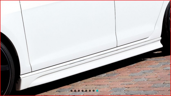 VW GOLF VII Variant | サイドステップ【アルピール】VW GOLF VII Variant R-Line Side Step FRP