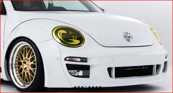 ザ・ビートル | オーバーフェンダー / トリム【アルピール】VW ザ・ビートル RSR Overfender Set(8Piece) FRP