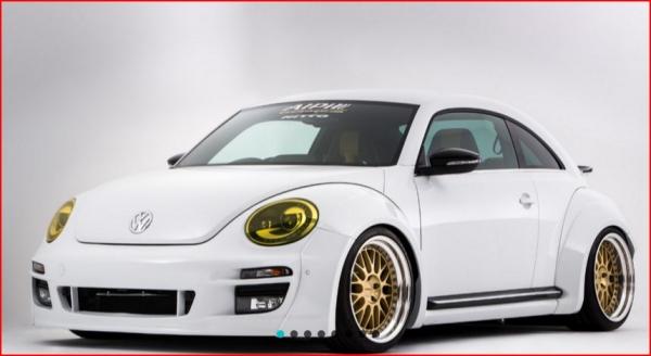 ザ・ビートル | コンプリートボディキット【アルピール】VW ザ・ビートル RSR Complete Kit FRP