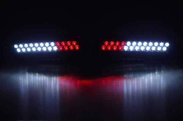 BP レガシィ ツーリングワゴン | テールライト【シャイニングスピード】【 BP 】レガシィ後期 シンメトリカルテールキット(Ver.48LED)