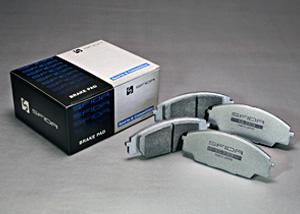 レヴォーグ | ブレーキパット / リア【エーピーピー】レヴォーグ VM4(EyeSight除く) SFIDAブレーキパッド リアKG-3309