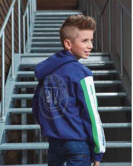 汎用 | グッズ Tシャツ【アルピナ】ALPINA Fascination キッズスウェットジャケット サイズ:身長62-68