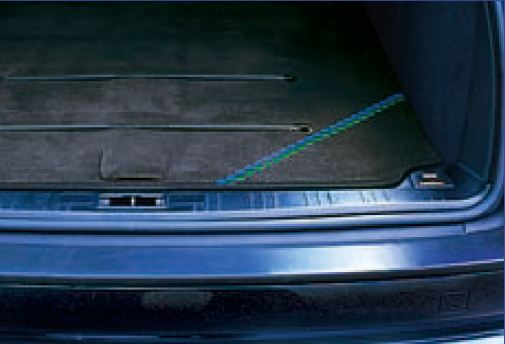 BMW 5 series F10/F11 | トランクマット/ラゲッジマット【アルピナ】BMW 5 Series F10 ALPINA トランクマット