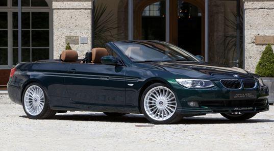 BMW 3 Series COUPE E92   ステッカー【アルピナ】BMW 3Series E92 ALPINA デコセット No.4 (フロントスポイラー用)各色
