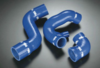EP91スターレット   吸気系 パイピング / その他【サムコ】トヨタ スターレット EP91 ターボホースキット 標準カラー