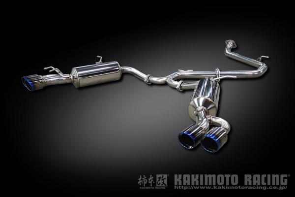 【★送料無料】 カムリ XV70系 | エキゾーストキット / 排気セット【カキモト 柿本改】カムリ AXVH70 Class KR