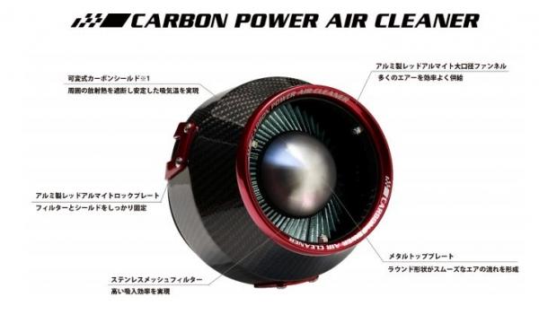 C-HR | エアクリーナー キット【ブリッツ】CHR NGX50 Turbo用 CARBON POWER