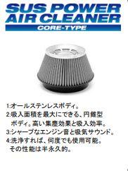 C-HR | エアクリーナー キット【ブリッツ】CHR NGX10 Turbo用 SUS POWER
