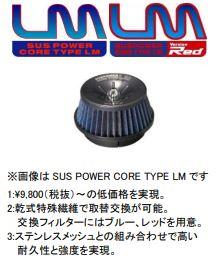 C-HR | エアクリーナー キット【ブリッツ】CHR NGX50 Turbo用 SUS POWER LM Red