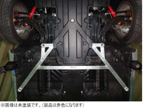 S660   フロアサポート / メンバーサポート【タナベ】S660 JW5 フロアブレース