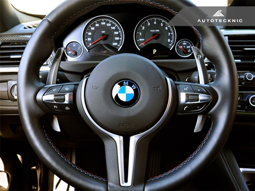 BMW 4 Series F32/F33 | ステアリングシフター【エニーズ・インターナショナル】BMW 4Series F32 M-SPORT Mコンペティション・シフトパドル スチールグレー