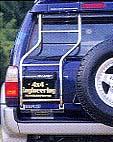 180 ハイラックスサーフ | リアラダーバー【4×4エンジニアリング】ハイラックスサーフ 185系 リアラダー