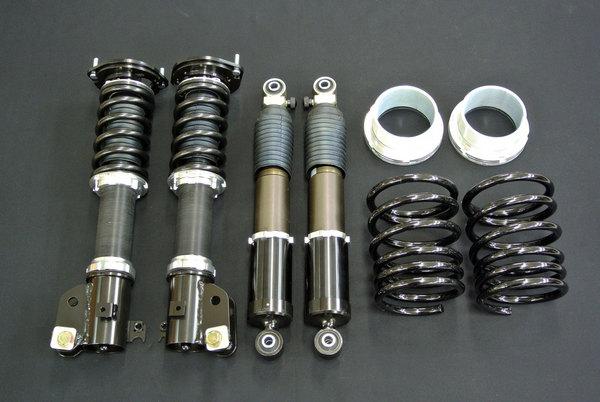 L350S タント | サスペンションキット / (車高調整式)【シルクロード】タント/タント カスタム L350S サスペンションキット CAD CARSコラボモデル フロントオリジナルショック仕様 標準リアスプリング:6.5k/H160