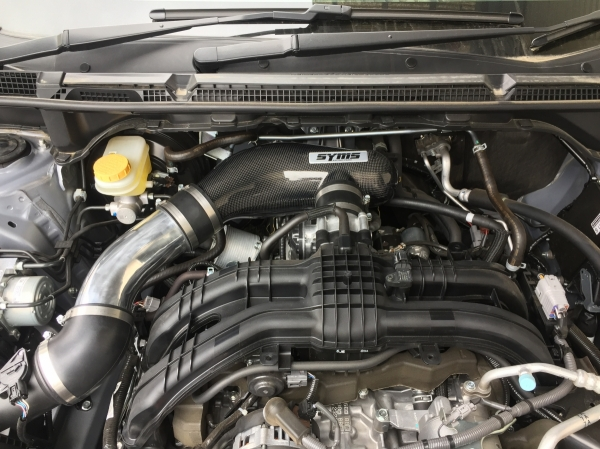 BR レガシィ ツーリングワゴン | サクションパイプ【シムスレーシング】レガシィツーリングワゴン BRM フローサクションボックス